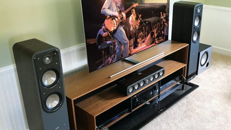 Choosing a Good Sound System for Your Home