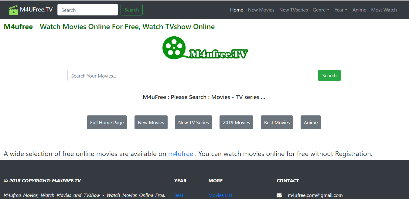 m4ufree.tv